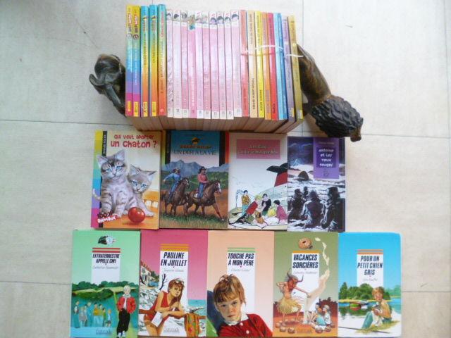 bibliothèque rose, romans, à partir de 5 ans - zoe 1 Martigues (13)