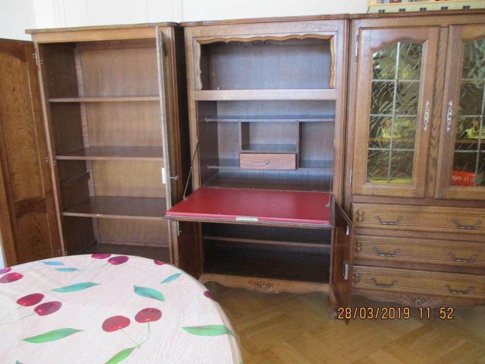 Lot bibliothèque+secrétaire+armoire fab Doubs (25) 450 Le Vernois (39)