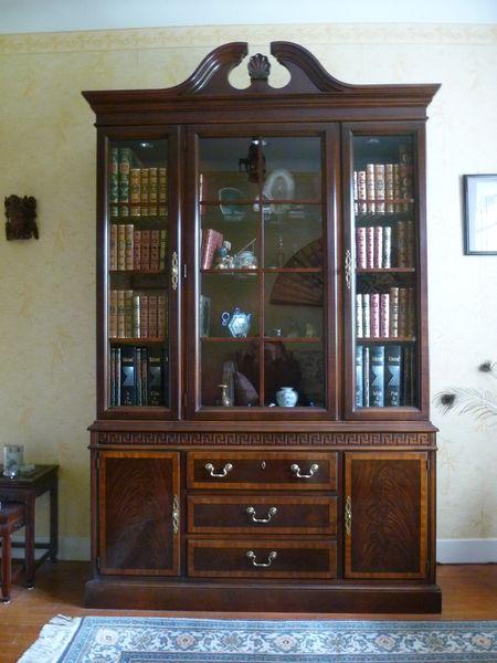Achetez bibliothèque style quasi neuf, annonce vente à Tarbes (65 ...