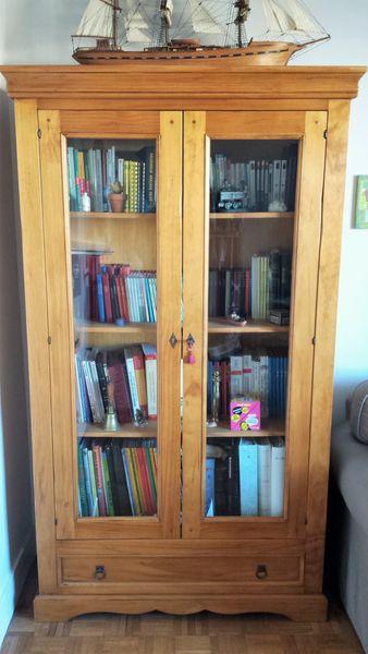 Achetez biblioth que style occasion annonce vente paris for Meubles bibliotheque d occasion