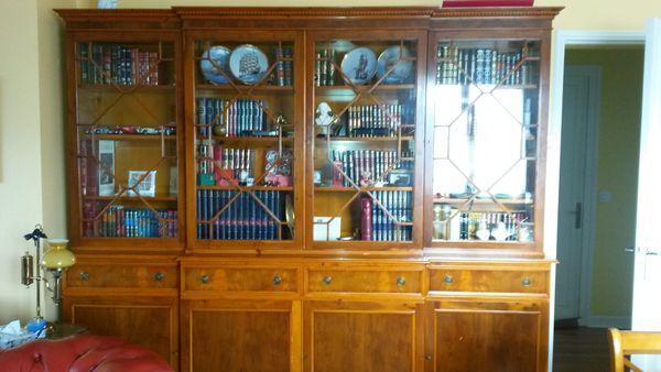 Bibliothèque style anglais Marway 550 Agen (47)