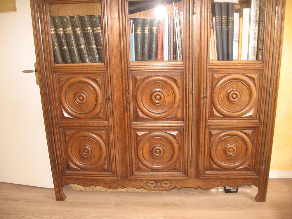 Bibliothèque style breton  100 Quéven (56)