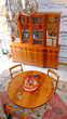 bibliothèque,table plus 3 chaises Saint-Amand (50)