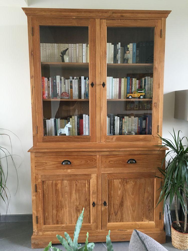 Bibliothèque en teck 600 Arras (62)