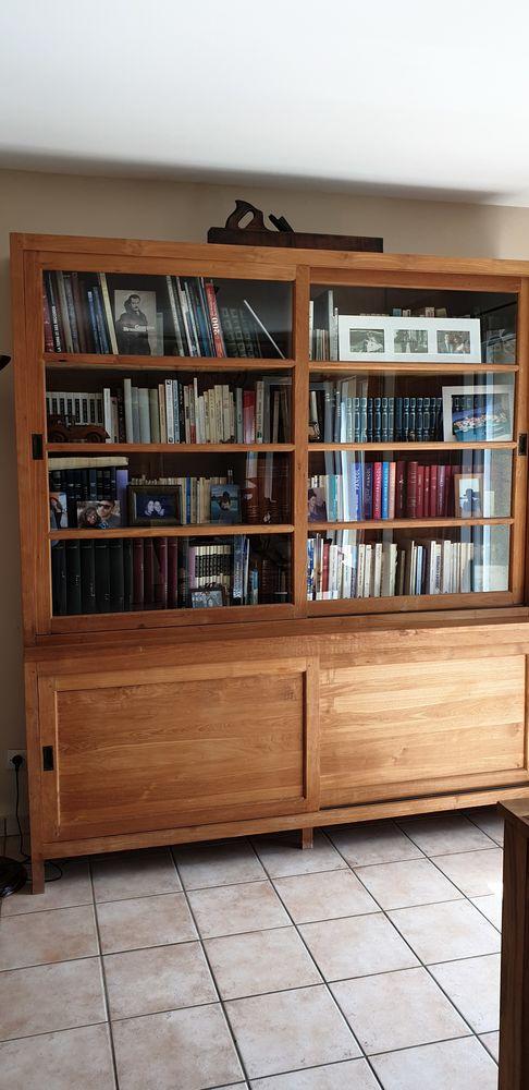 Bibliothèque/vaisselier 970 Boissy-l'Aillerie (95)