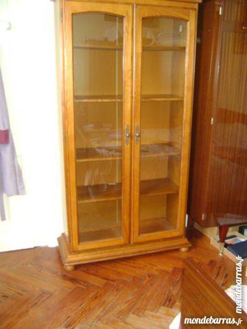 Achetez bibliotheque vitree occasion annonce vente - Meuble bibliotheque vitree ...