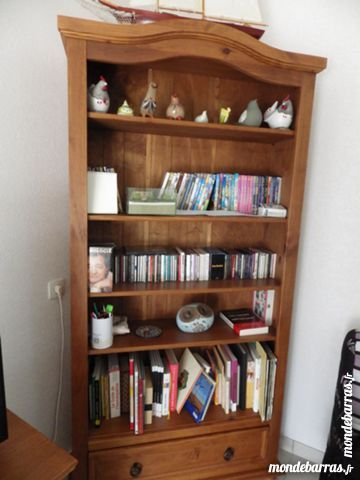 biblioth ques occasion aizenay 85 annonces achat et. Black Bedroom Furniture Sets. Home Design Ideas