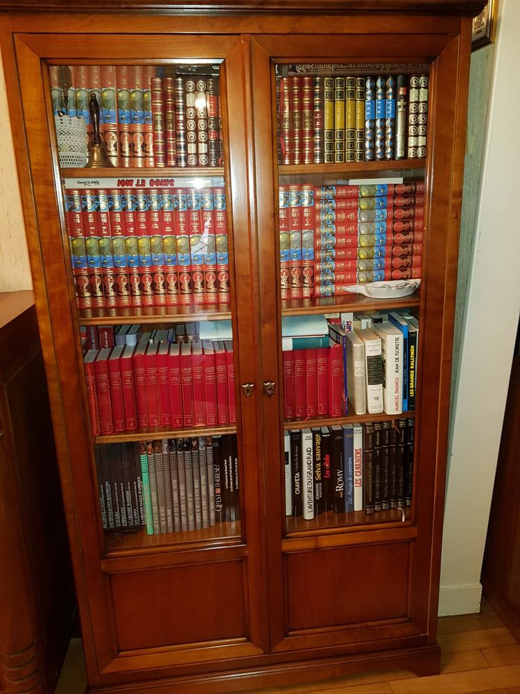 Bibliotheque 300 Ecquevilly (78)