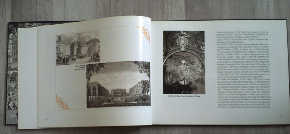Bicentenaire des Champs Elysées de 1789 à 1989. Livres et BD