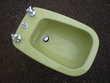Bidet vert/salle de bain Bricolage