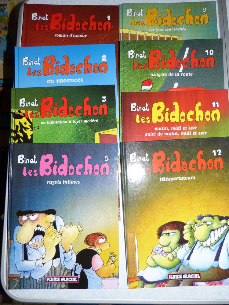 BD  -  LES BIDOCHON - a choisir -  LISEZ TOUT LE TEXTE 4 Brest (29)