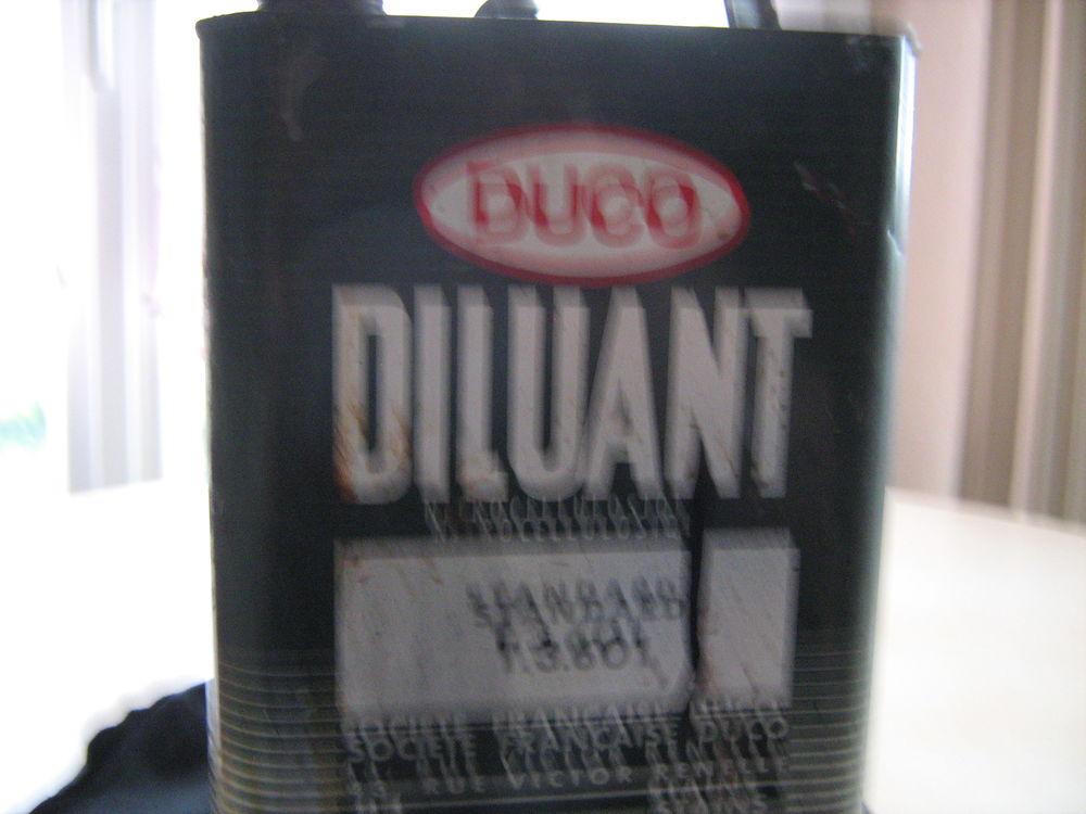 Bidon diluant DUCO 15 Bourges (18)