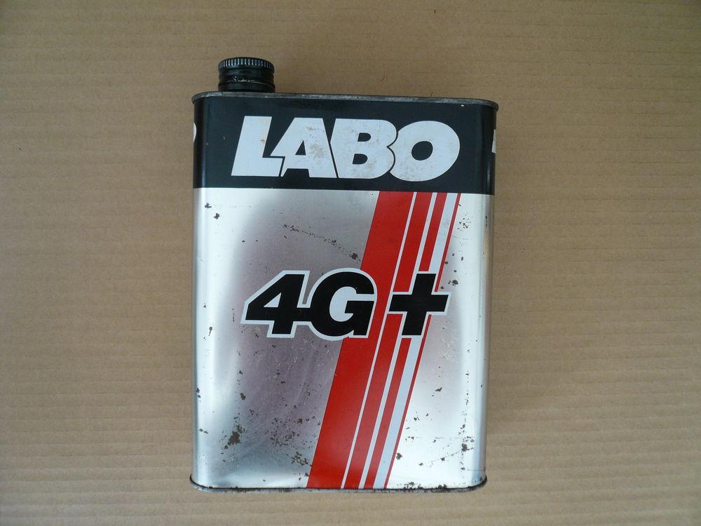 Bidon LABO 4G+ Type 2 15 Boisset-et-Gaujac (30)