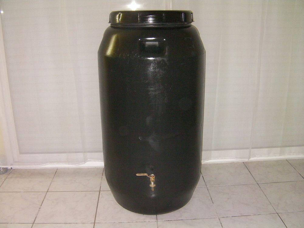 Bidon 275 litres (récupérateur d'eau) 40 Renazé (53)