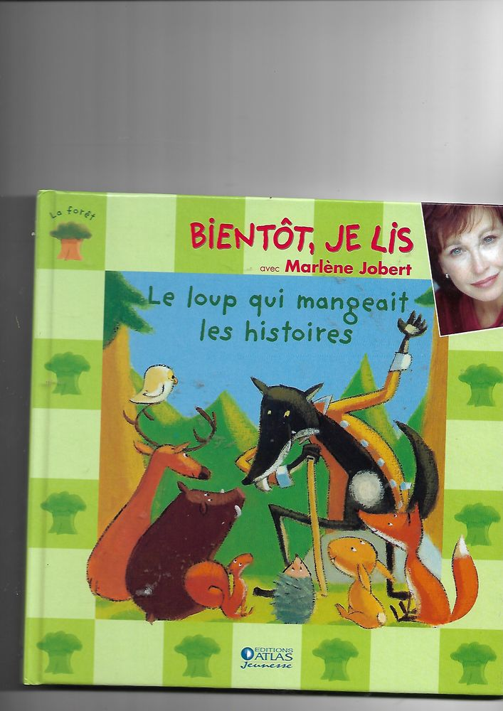 BIENTOT JE LIS DE M JOBERT Livres et BD