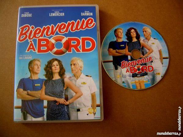 DVD BIENVENUE A BORD - Dubosc/Lemercier/Darmon 6 Nantes (44)