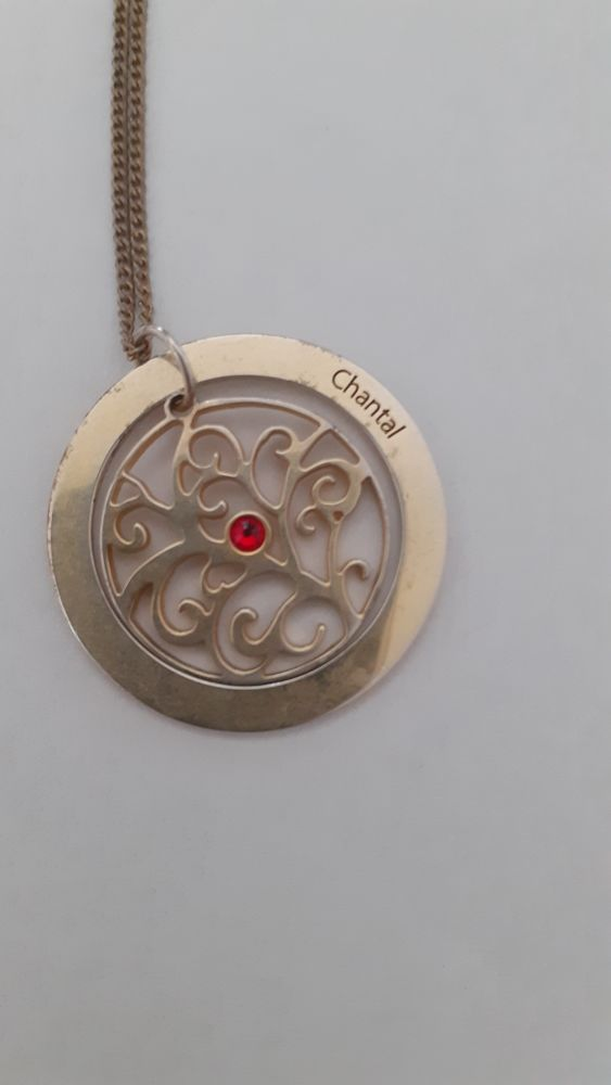 bijou + chaine arbre de vie en argent sterling S925 40 Rivesaltes (66)