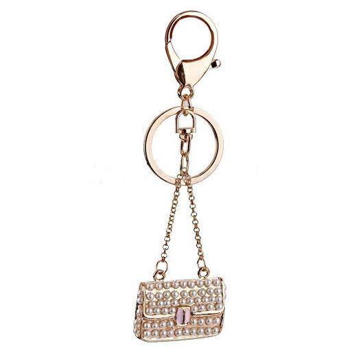 bijou de sac porte-clés strass modèle sac à main  perles  13 Six-Fours-les-Plages (83)