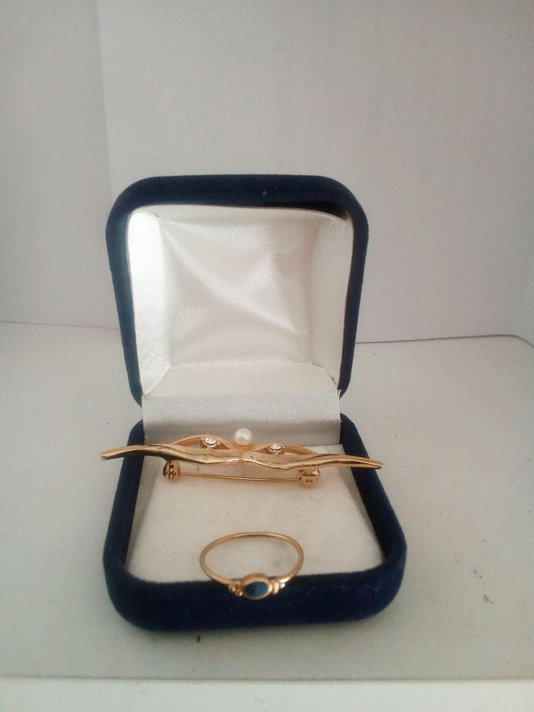 2 bijoux bagues et broches 30 Nantes (44)