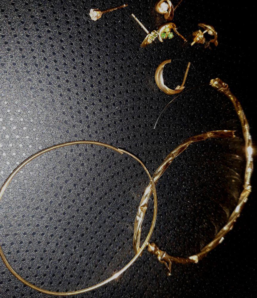 Bijoux cassés en or 0 Morne-à-l'Eau (97)
