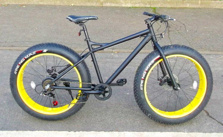 VTT Fat Bike 26  Aluminium 575 Lisses (91)