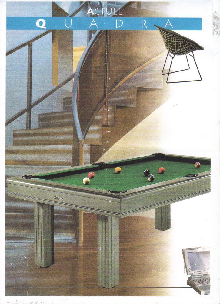 billards occasion annonces achat et vente de billards. Black Bedroom Furniture Sets. Home Design Ideas