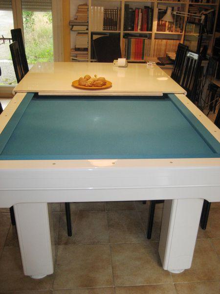 billard table occasion blanc. Black Bedroom Furniture Sets. Home Design Ideas