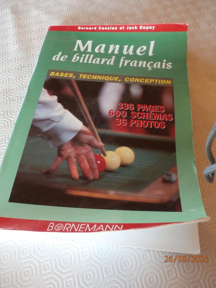 BILLARD FRANCAIS 500 Le Breuil (03)