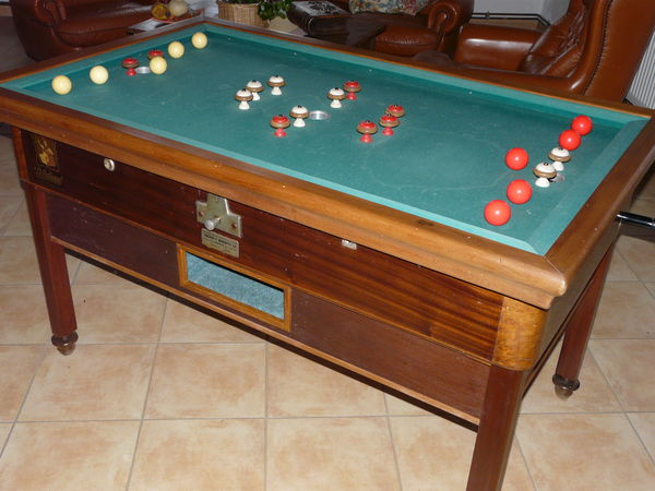 billard golf. Black Bedroom Furniture Sets. Home Design Ideas