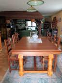 Billard transformable en table de sejour 8 places 1400 Gan (64)