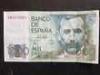 Billet 1000 pesetas 1979 type Galdos