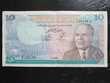 Billet dix Dinars Tunisie