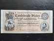 Billet 500 Dollars 1864 lettre D