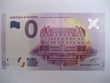 Billet euro touristique CHATEAU D'AUVERS 2016
