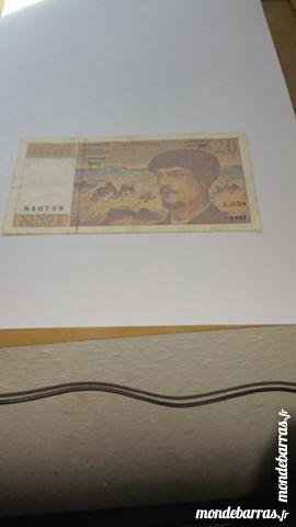 Billet 20 franc français 10 Colmar (68)