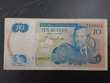 Billet 10 ruppees Seychelles