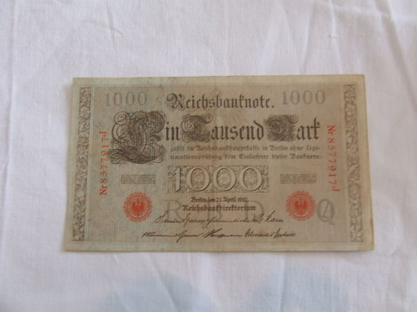 billets allemand  20 Virey-sous-Bar (10)