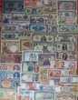 lot  de 300 billets banque  du monde cote enorme  Raismes (59)