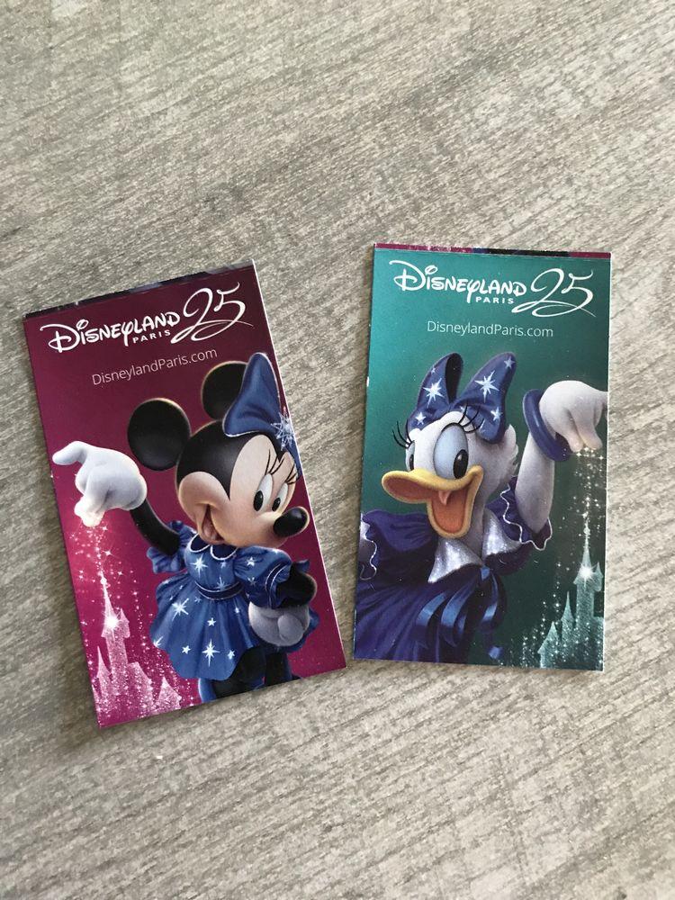 2 billets Disneyland Paris : 1 jour /2 parcs 80 Jarny (54)