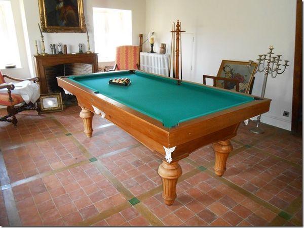 Billiard américain 2000 Fontainebleau (77)