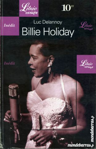 BILLY HOLIDAY 1 Lens (62)