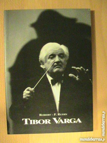 Biographie TIBOR VARGA 6 Taverny (95)
