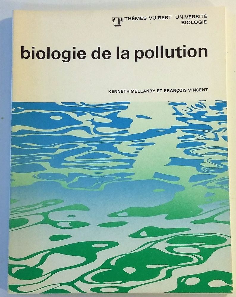 Biologie de la pollution 1 Bougival (78)