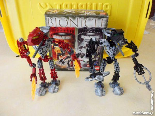 Bionicle Vakama et Whenua a saisir pour Noel 25 Haubourdin (59)
