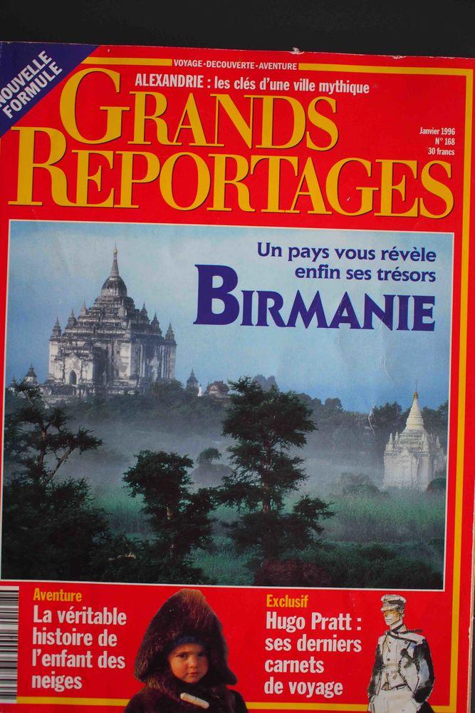 BIRMANIE - Grands reportages 8 Rennes (35)
