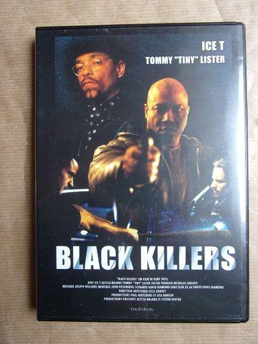 DVD Black Killers DVD et blu-ray