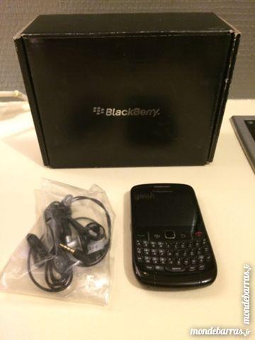 BlackBerry Curve 8520 noir AZERTY 25 Rennes (35)