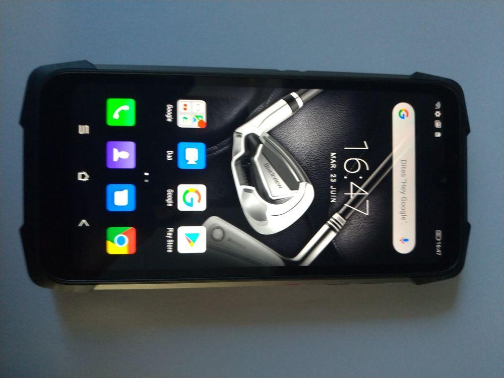Blackview BV6900 Télephone Portable Incassable Débloqués 4G, Téléphones et tablettes
