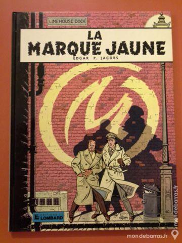 BD blake et mortimer 1982 12 Gardanne (13)