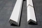 pvc blanc 57,60ml pour habillage menuiserie de rénovation 80 La Selle-sur-le-Bied (45)